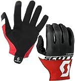 Scott RC Team LF Cycling Gloves Red Black 241689