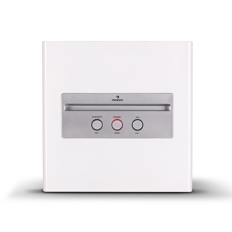 Auna HighQube Stand Wohnzimmer Lautsprecher mit: Amazon.de: Elektronik