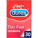 Durex Thin Feel Condoms - Pack of 30