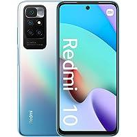 "Xiaomi Redmi 10 - Smartphone 4+128 GB, 6,5"" FHD+ 90 Hz DotDisplay, MediaTek Helio G88, 50MP cámara cuádruple con IA…"