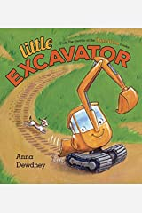 Little Excavator Kindle Edition