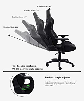 Excellent Karnox Legend Tr New Racing Style Gaming Office Chair With Adjustable Height And Armrests Ergonomic 1550 Reclining Locking High Back With Integrated Gmtry Best Dining Table And Chair Ideas Images Gmtryco