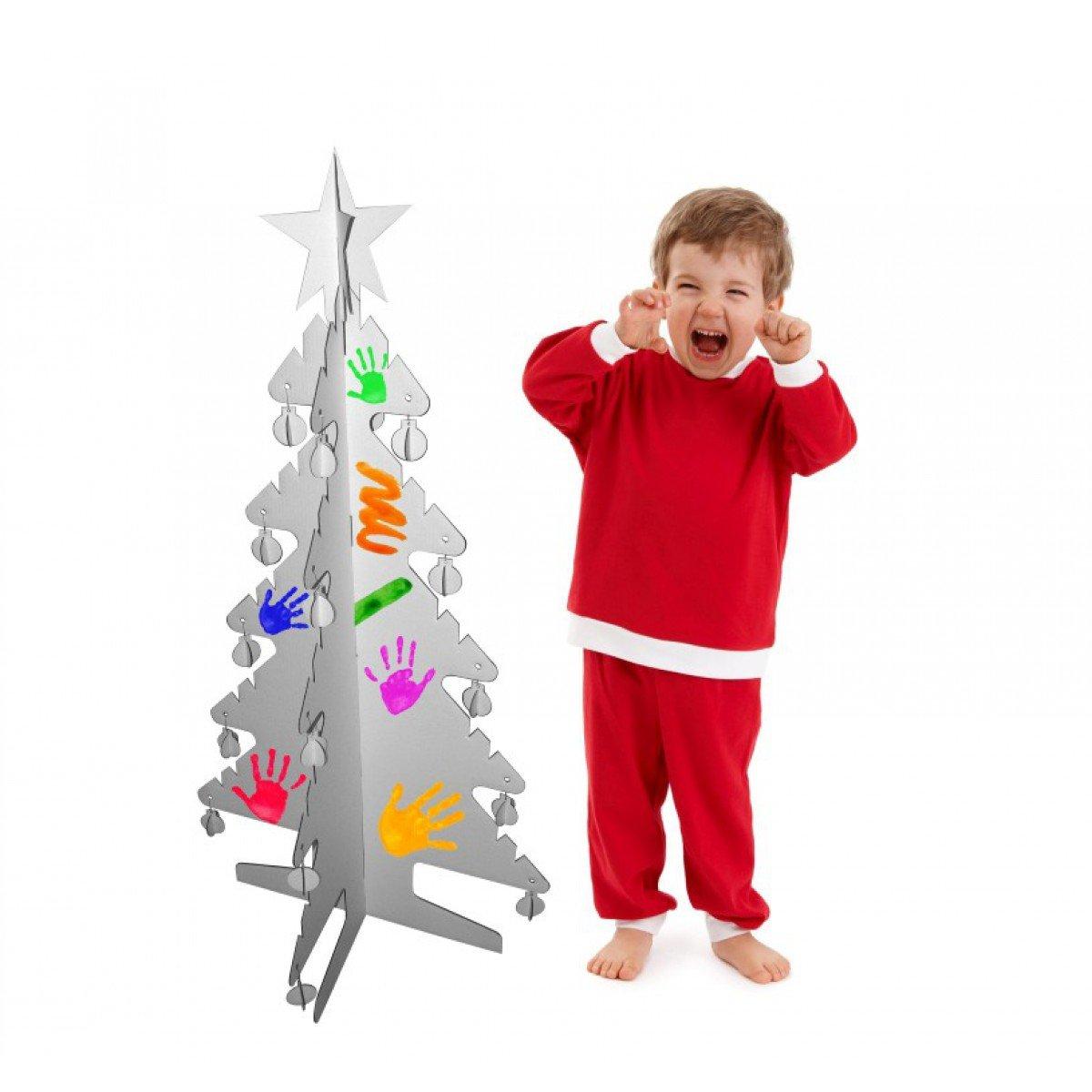 Paperpod - Karton Weihnachtsbaum 5-Pack