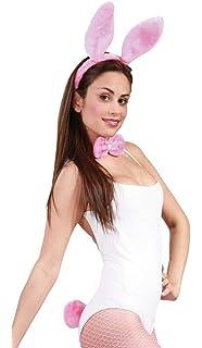 Stamco Disfraz Conejita Playboy: Amazon.es: Juguetes y juegos