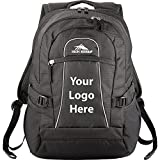 High Sierra Level 17'' Computer Backpack - 12 Quantity - $66.15 Each - PROMOTIONAL PRODUCT / BULK / BRANDED with YOUR LOGO / CUSTOMIZED