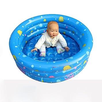 Amazon.com: Baño tina de acolchado bebé piscina tina, adulto ...