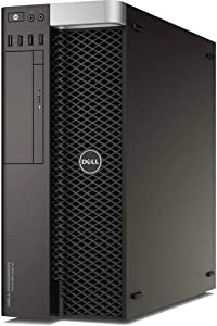 Dell Precision T5810 Workstation | Intel Xeon E5-1603 v3 | 16GB DDR4 | 512GB Solid State Drive SSD | Nvidia Quadro K420 2GB | Windows 10 Pro (Renewed)