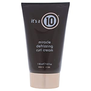 It's A 10 It's A 10 Miracle Defrizzing Curl Creme 4 Oz, 4 Oz
