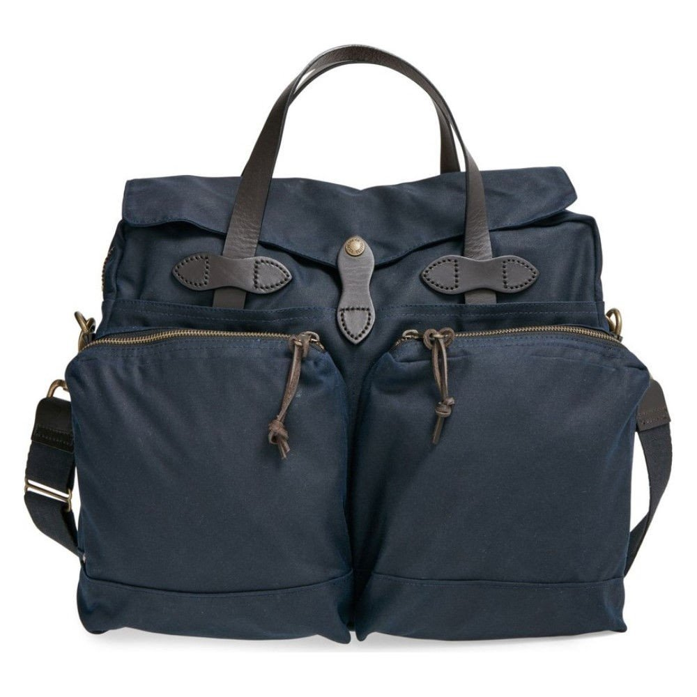 (フィルソン) FILSON メンズ バッグ ビジネスバッグブリーフケース 24 Hour Tin Cloth Briefcase [並行輸入品]   B0789F4H1H
