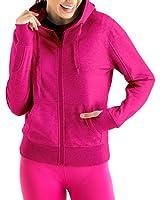 Lupo Women's Full Zip Hoodie