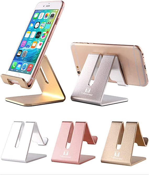 Aluminum Phone Tablet Stand Holder Mount Desktop For iPad Air 2 3 4 5 iPhone HTC