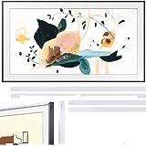 Samsung QN65LS03TA The Frame 3.0 65-inch QLED Smart 4K UHD TV (2020 Model) Bundle with Samsung VG-SCFT65WT/ZA (2020) 65-inch