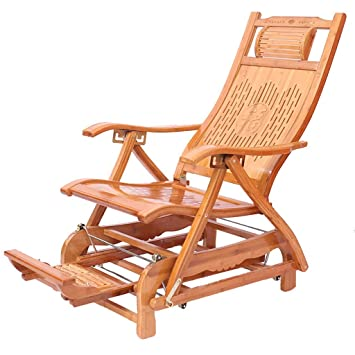 Pliable Seeksung Relax,zero Gravity Fauteuil Chaise Bambou m8N0nywvO
