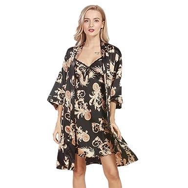 Borje Womens Satin Sleepwear db946d642f