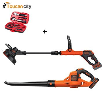 Amazon.com: Tucán City black+decker 12 en. 20-volt Max de ...