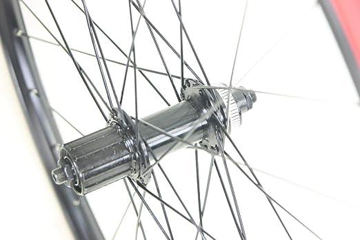 Shimano 26/'/' Bicycle MTB centerlock Wheels set  Shimano Hub Jalco rim
