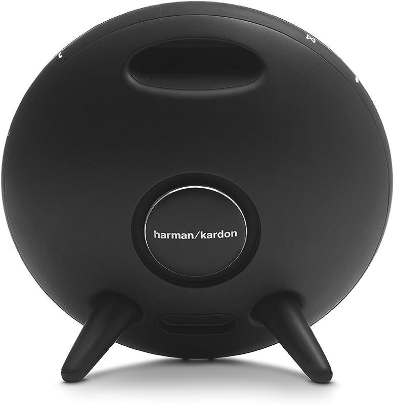 Harman Kardon Onyx Studio 4 Wireless Bluetooth Speaker Black (New Model, 100