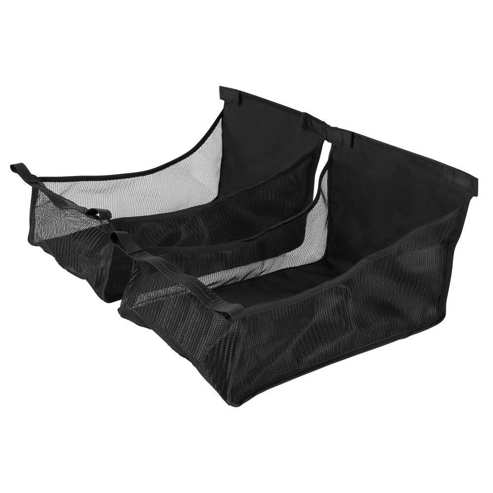 Maclaren Twin Triumph Shopping Basket (Black) Maclaren UK Baby PM1Y240012