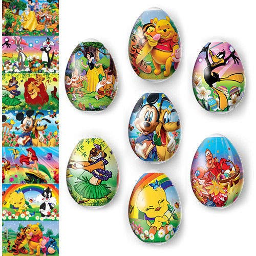 Heat Shrink Sleeve Decoration Easter Egg Wraps Pysanka Pysanky ()