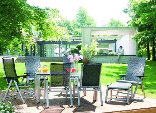 kettler start set 2 essgruppe mit 6 sitzen farbe. Black Bedroom Furniture Sets. Home Design Ideas