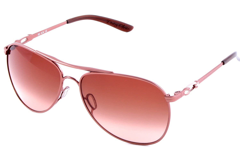 5071a47e04 Amazon.com  Oakley Daisy Chain Sunglasses- Rose Gold  Clothing