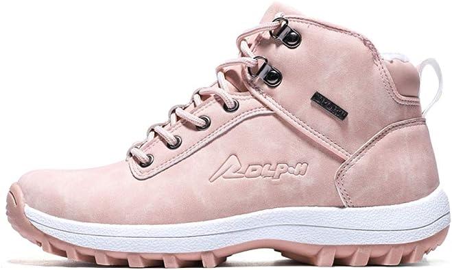 Zapatos de escalada bajos de mujer zapatos de senderismo de ...