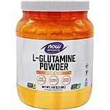 [海外直送品] ナウフーズ L-グルタミン粉末 1 kg