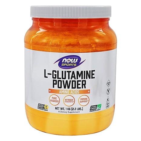 now l glutamine powder amazon