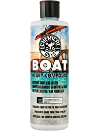Chemical Guys MBW11116 Boat Compound, 16 fl. oz.