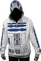 CosplaySky Adult Star Wars Hoodie I Am R2-D2 Costume