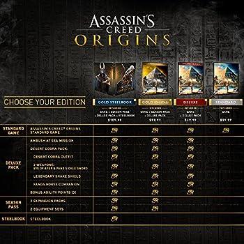 Assassin's Creed Origins - Playstation 4 Standard Edition 5