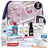 Convenience Kits Women's Premium 19-piece Necessities Travel Kit