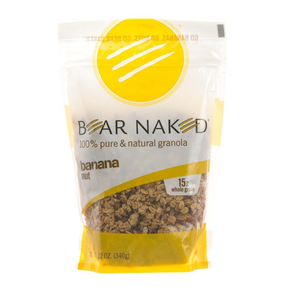 Bear Naked All Natural Granola Banana Nut -- 12 oz