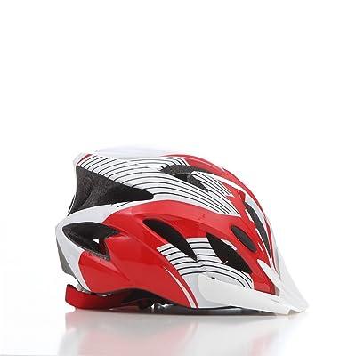 Pahajim Hot Style givré Bluetooth Smart lampe LED intégré casque de vélo d'équitation d'équitation.