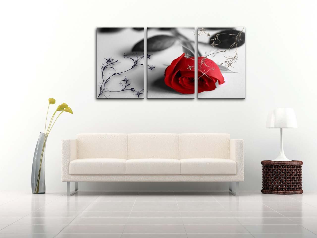 Amazon.com: Canvas Print Wall Art Painting For Home Decor Still Life ...