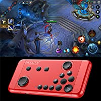 Morjava MOCUTE 055 GamePad Joystick wireless Bluetooth Controller Remote Control Game pad for IOS Android Phone Tablet PC -red from Morjava