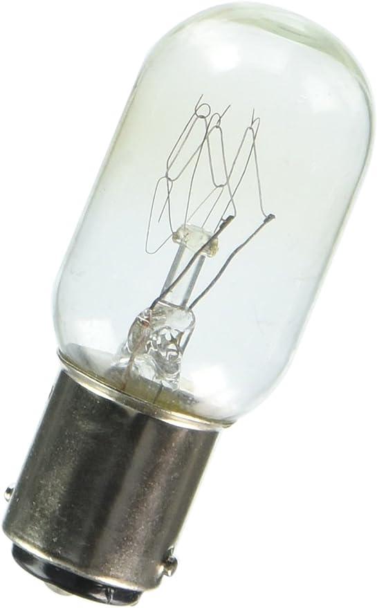 EiKO 76907 6V 15W//G-19MM DC Bayonet Base Replacement Lamp Bulb