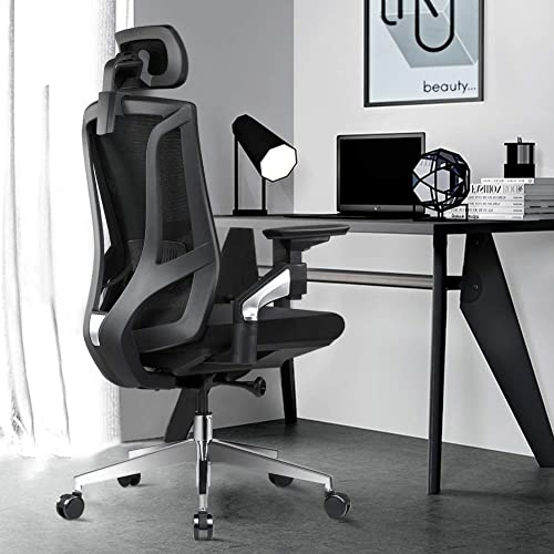 Ergonomic Office Desk Chair High Back Mesh Desk Chair