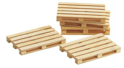 Buy Busch Wooden Pallets Scale Scenery Kit 5 Gms Online At Low