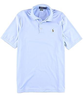bdc369b31ef40 Polo Ralph Lauren Men s Pima Soft-Touch Polo Shirt at Amazon Men s ...