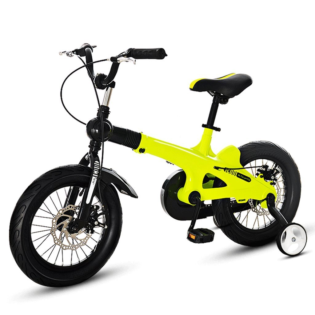 自転車 子供用自転車2-3-6-7歳14/16インチ男性と女性 (サイズ さいず : 14 inch) B07DYLCS8614 inch