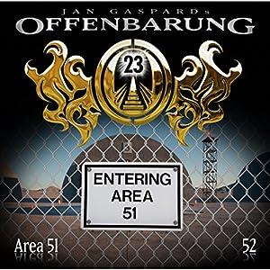 Area 51 (Offenbarung 23, 52) Hörspiel