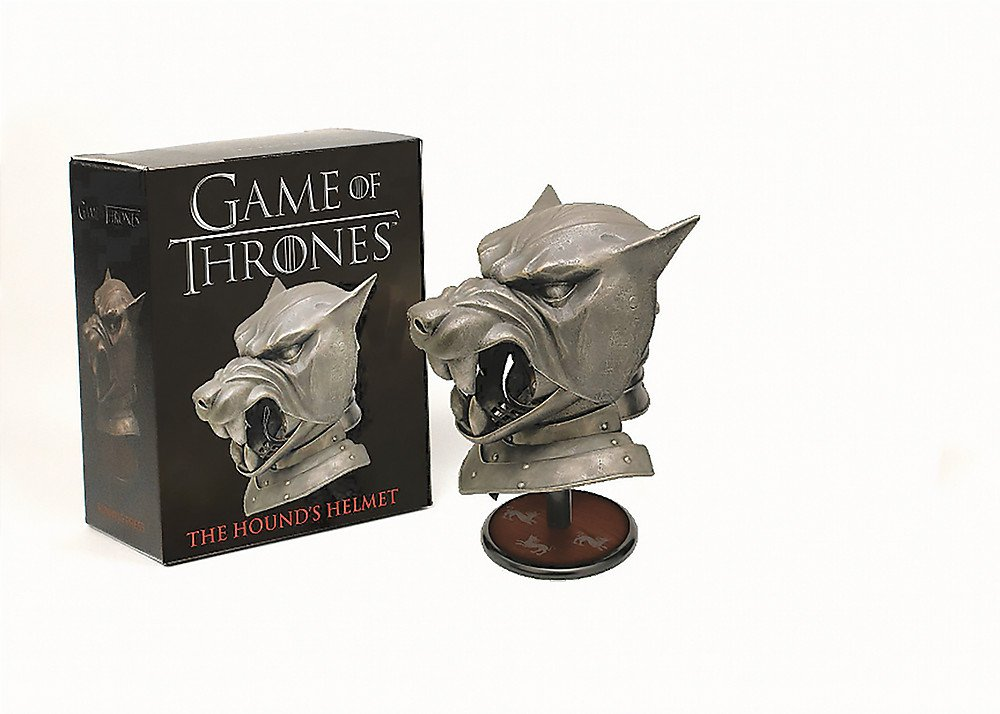Game Of Thrones  The Hound's Helmet  RP Minis