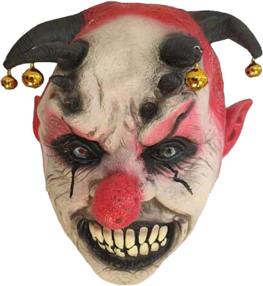 MROSW Una Bola De Disfraces De Halloween Ofrece Máscara De Campana ...