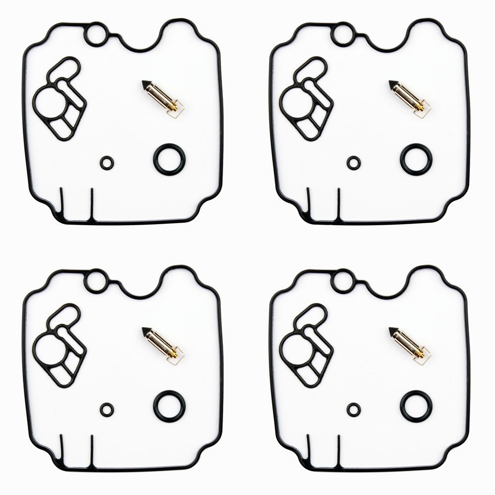 4x Carburateur Kits de r/éparation Joint Pointeau Getor CAB-Y54