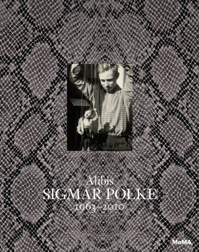 Books : Sigmar Polke: Alibis 1963-2010