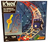 Knex All-American Roller Coaster Building Set