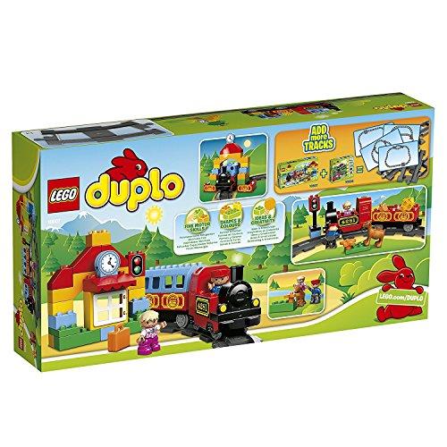 LEGO 듀푸로 처음인 train 세트 10507