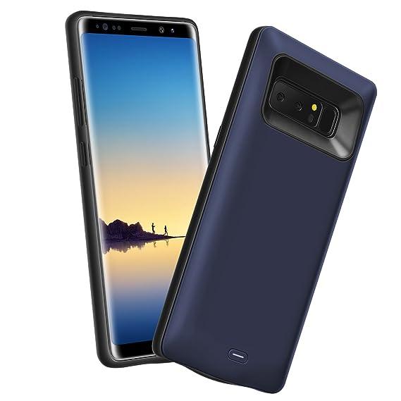 Amazon.com: Galaxy Note 8 Carcasa de batería, basesailor ...
