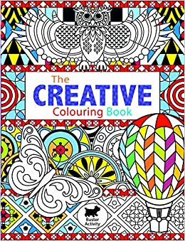 The Creative Colouring Book: Joanna Webster: 9781780551685: Amazon ...